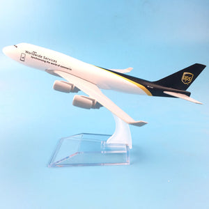 UPS Airlines Boeing 747 400  Airplane Model