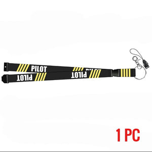 Remove Before Flight KeyChain Lanyard