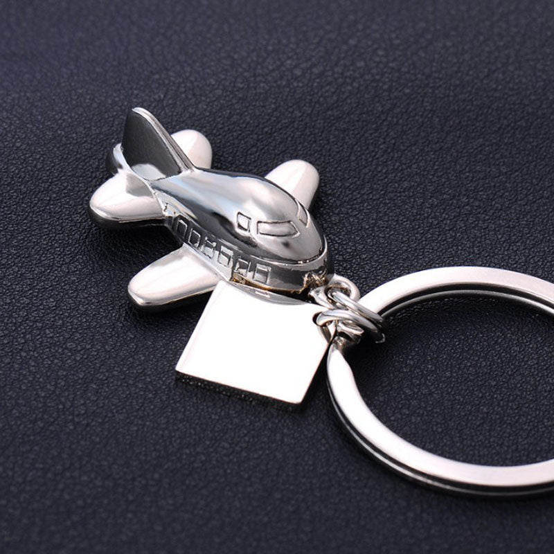 Airplane Vessel Keychains - Enjoy Aviation - AVIATION gifts -keychains-free ebook how to become a pilot