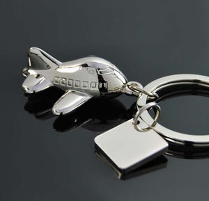 Airplane Vessel Keychains