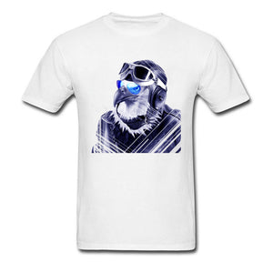 HIPSTER COOL AVIATOR EAGLE T-shirt
