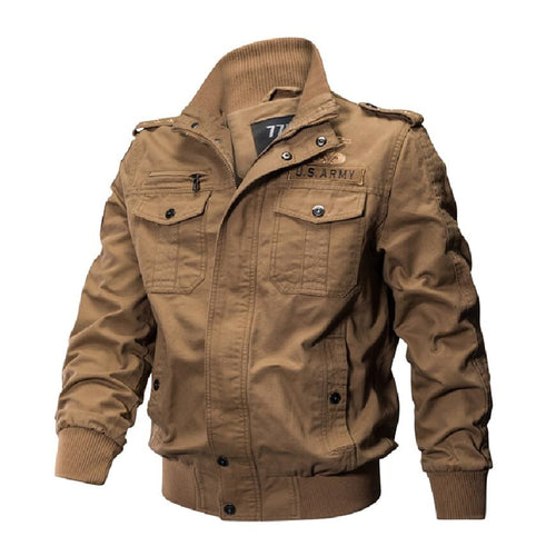 Air Force Cargo Flight Jacket - Enjoy Aviation - AVIATION gifts -keychains-free ebook how to become a pilot