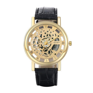 Luxury Hollow Out Skeleton Watch