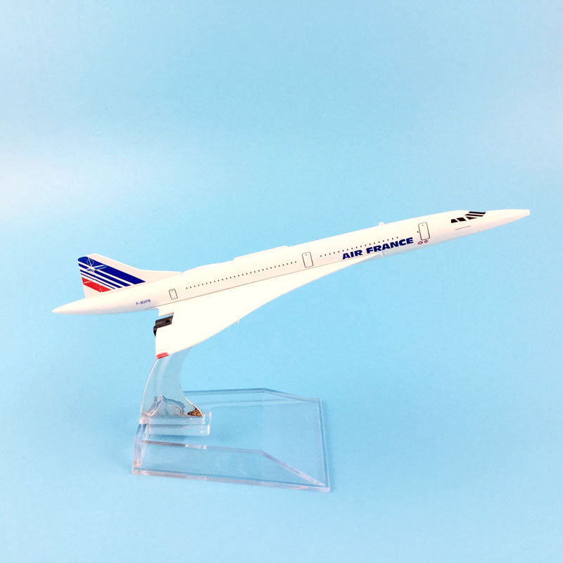 LEGENDARY AIR FRANCE CONCORDE MODEL AIRCRAFT