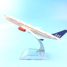 Load image into Gallery viewer, SCANDINAVIAN A330 Airplane Model