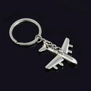 Various Airplane Keychains