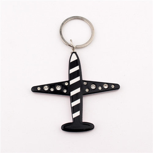 Airplane Keychain