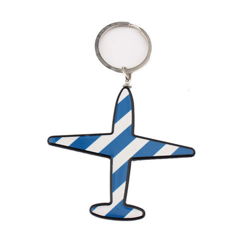 Airplane Keychain - Enjoy Aviation - AVIATION gifts -keychains-free ebook how to become a pilot