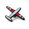 Metal Airplane Pin