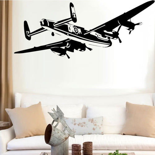 Airplane Wall Stickers