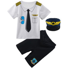 Load image into Gallery viewer, Little Pilot Boy Clothing