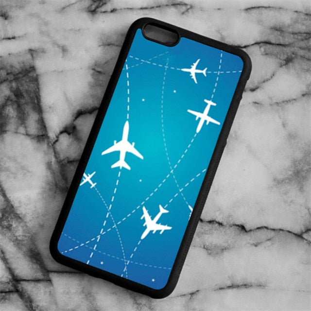 Airplane Phone Cases for Samsung S3 4 5 6 7 8 9 Note 4 5 7 8 - Enjoy Aviation - AVIATION gifts -keychains-free ebook how to become a pilot