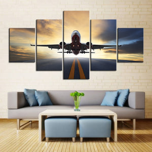 Airplane Take Off HD Framework - Enjoy Aviation - AVIATION gifts -keychains-free ebook how to become a pilot