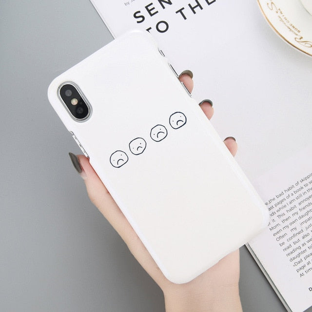 iPhone 8 7 Plus Fashion Airplane Phone Case For iPhone X 7 6 6s Plus