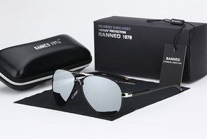Polarized UV 400 AVIATOR SUNGLASSES