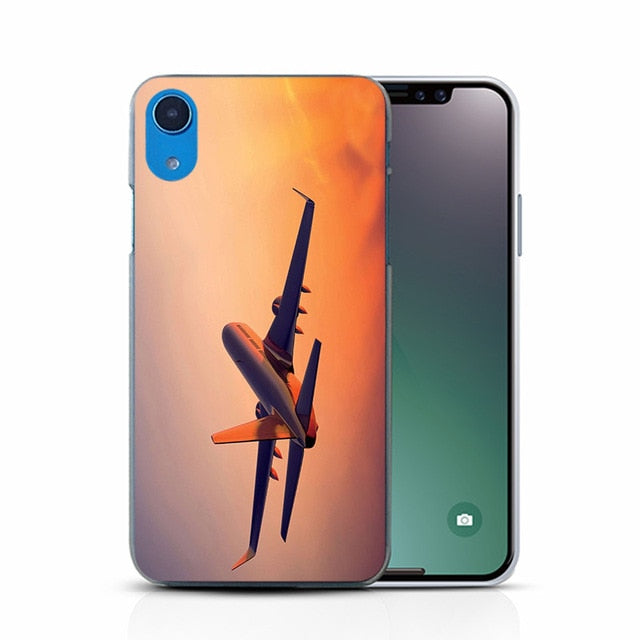 iphone  Hard  phone case for iphone XS Max XR X XS 10 7plus 6s 6plus 8plus 5s se