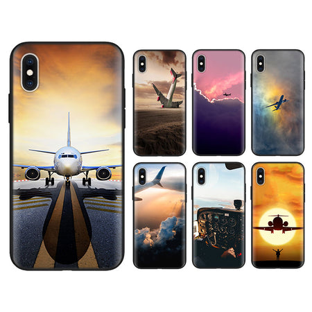 iPhone Airplane Phone Cases