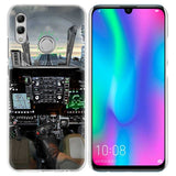 Huawei  Cockpit Case for Huawei Honor 8X Y9 9 10 Lite Play 7C 8C 8S 8A 7S 7A Pro V20 20i Y6 Y7 Y5