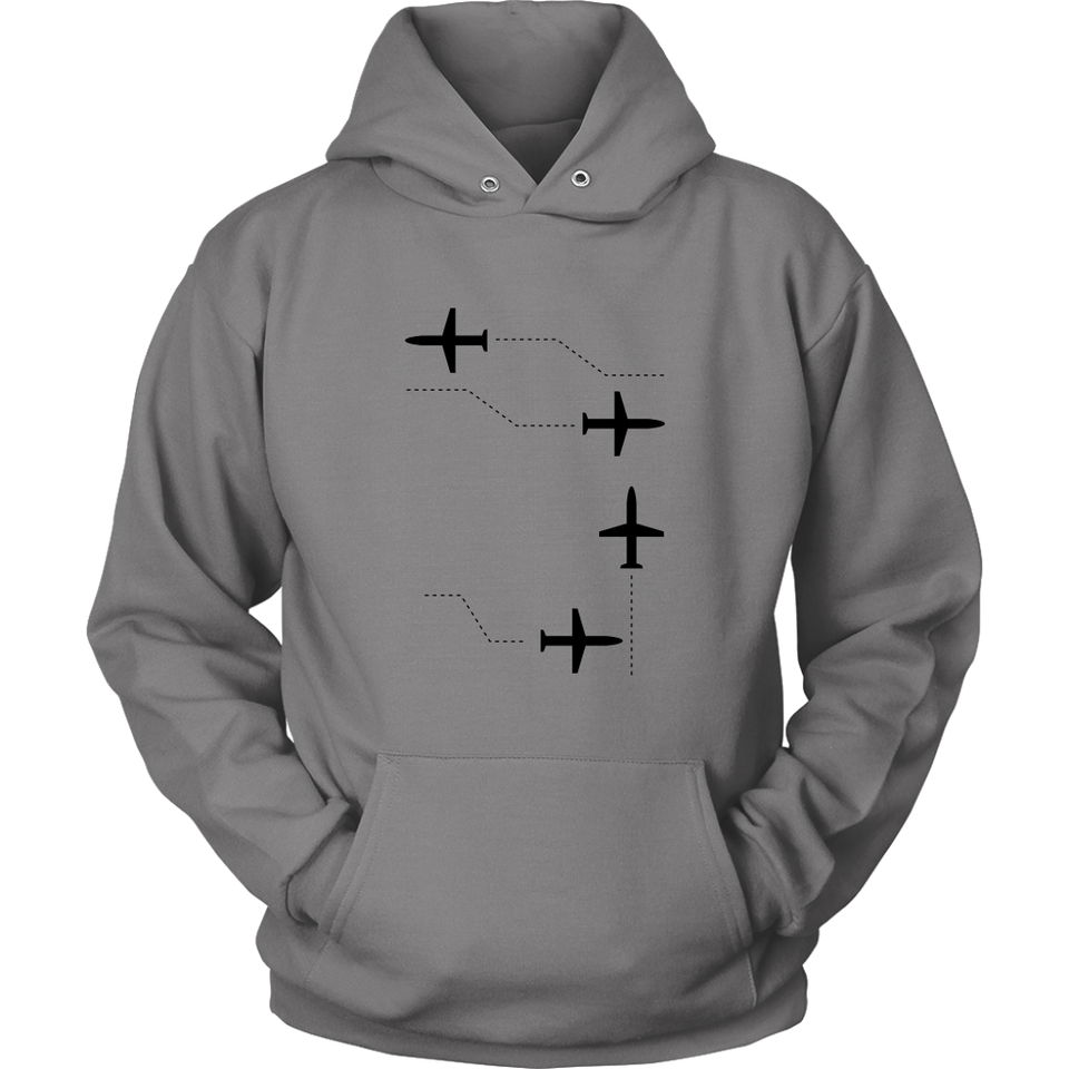 AIRCRAFT TRAFFIC Tees, Long Sleeves, and Hoodies