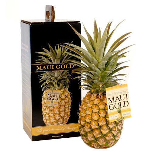 1 Pack Maui Gold Pineapple