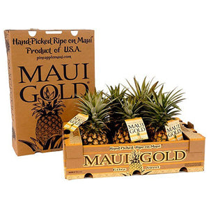 7 Pack Maui Gold Pineapple