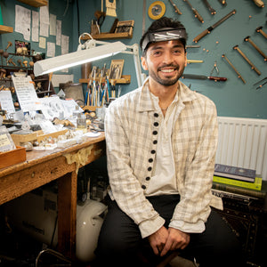 Conversations with Contemporary Jewellers | Wed 24 Feb