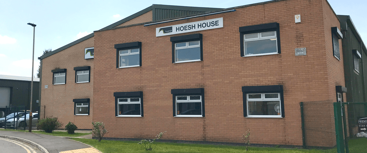 Hoesh International Ltd's Offices