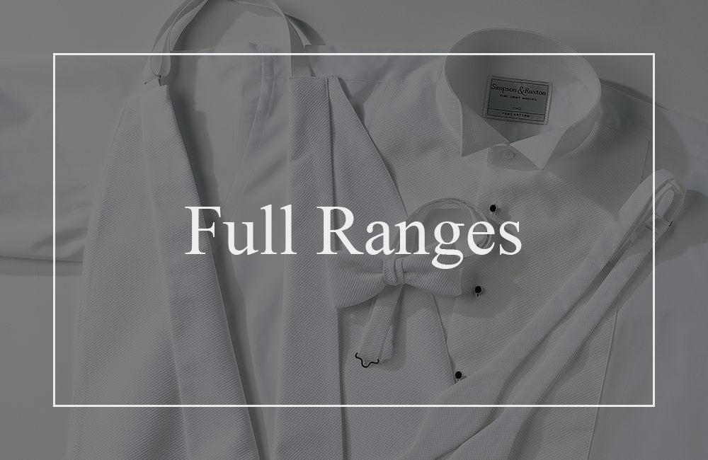 Simpson & Ruxton Full Ranges