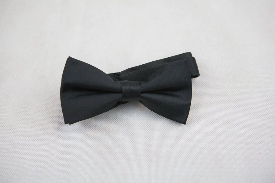 Silk & Poly Ready Tie Bow