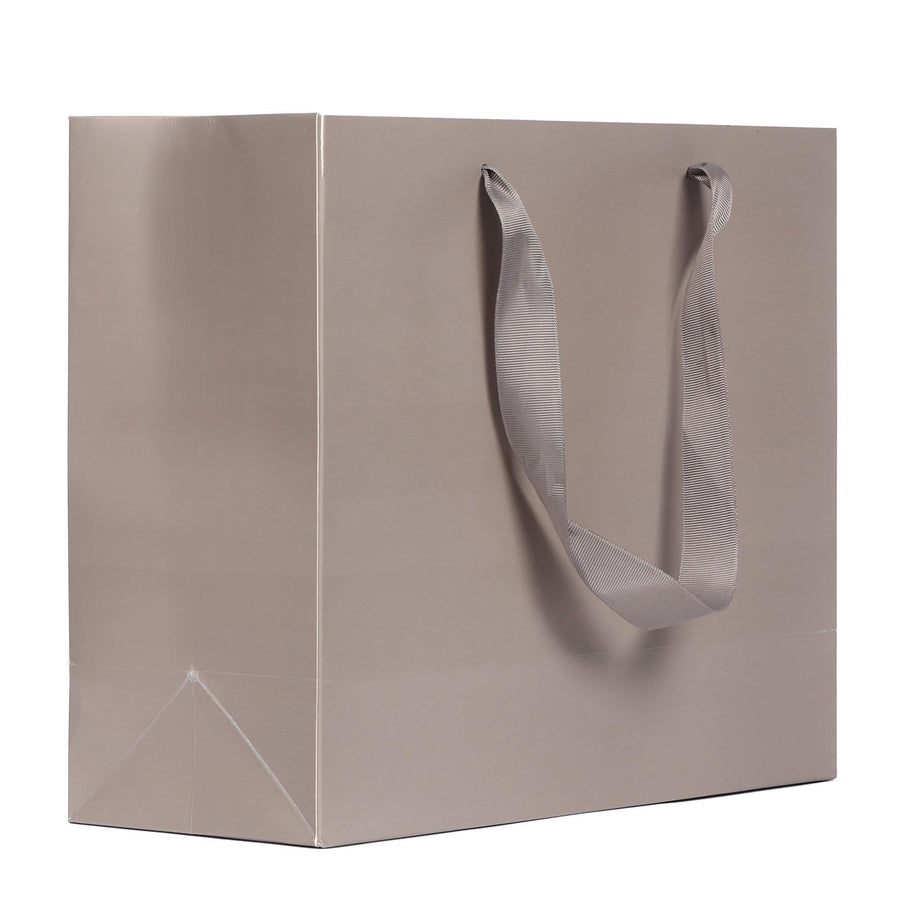 Luxury Kraft Paper Paris Boutique Bags