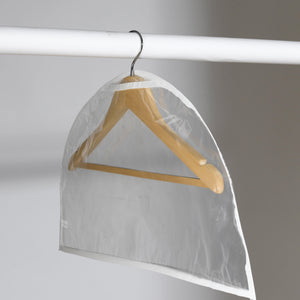 Clear Waterproof peva Shoulder Covers