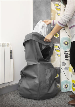 Breathable Non-Woven 3 in 1 Laundry Bag