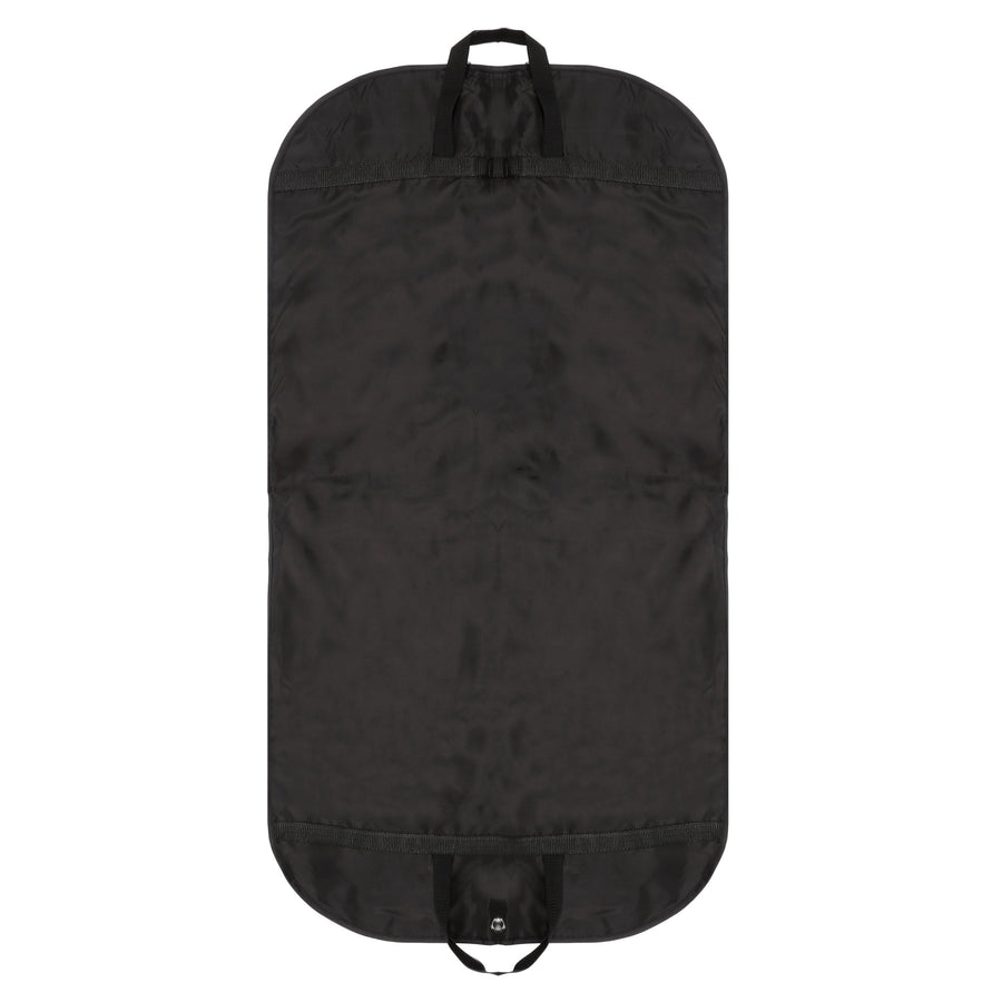 "44"" Nylon Suit Travel Carrier With Webbing Handles"
