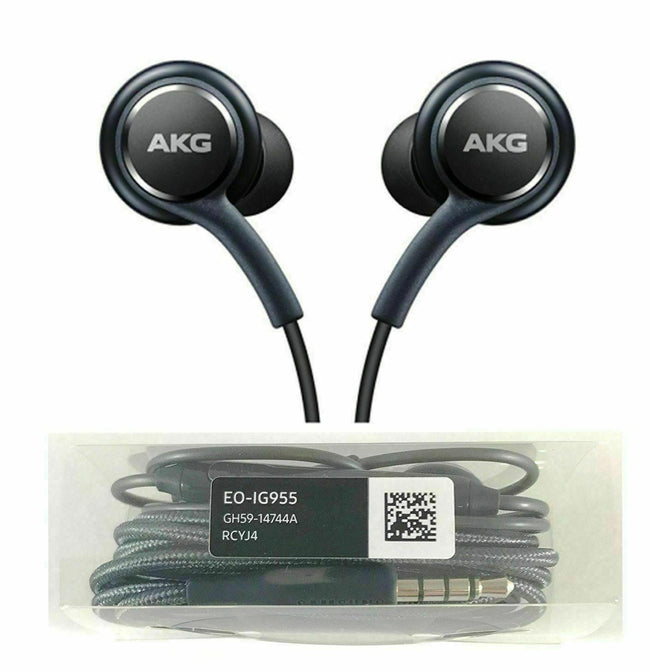Earphones AKG Ear Buds For Replacement Samsung Galaxy S8 S9 S7 Note 8 AKG
