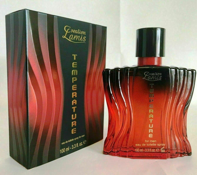 Lamis Temperature Perfume Spray For Men 100ml EDT