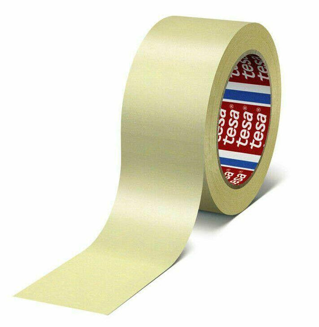 Masking Tape 50mm Tesa Premium Top Quality Grade 50 mts long