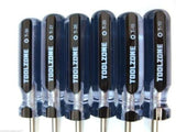 6 Star Torx Driver Screwdriver Set T10 T15 T20 T25 T27 T30 Chrome Vanadium