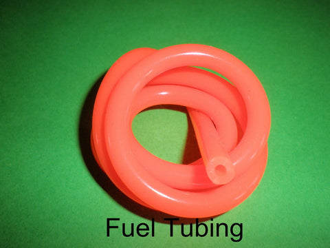 Silicone Nitro Glow Fuel Line 1Mtr For RC Planes & Heli.