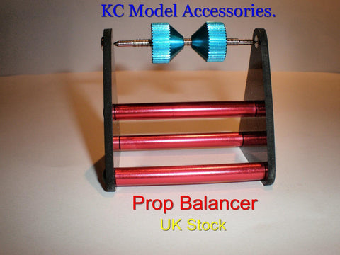 Propeller Balancer Magnetic Carbon Fibre Stand  Quads EMP Plane Props UK Stock