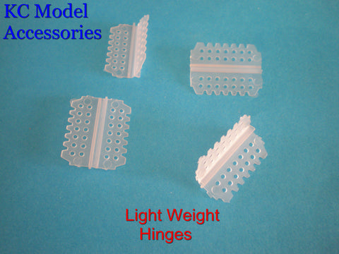 R/C Light Weight Hinges All In One