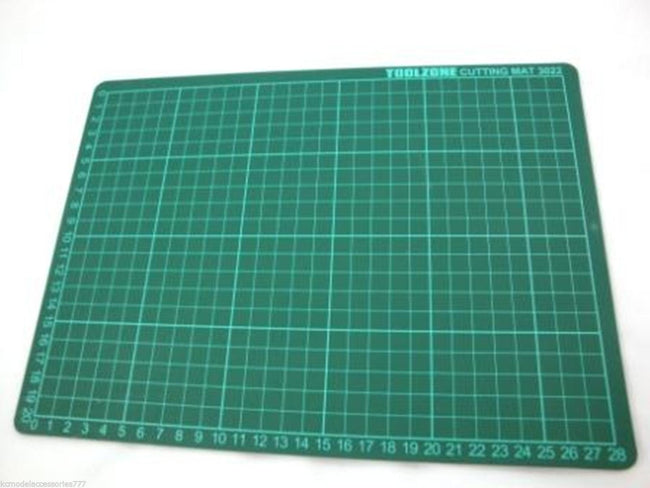 A4 Cutting Mat Self Healing Printed Grids Lines Crafts Model Making