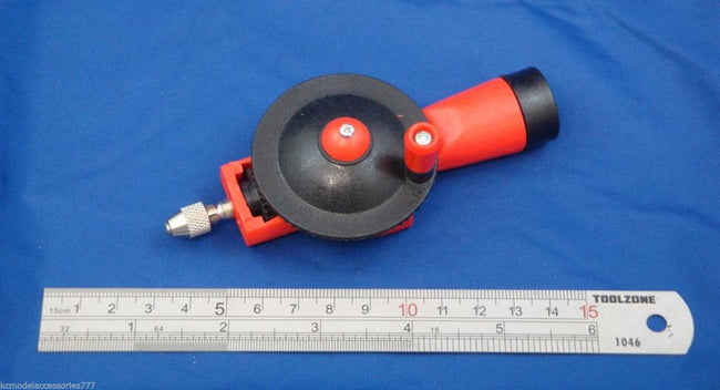 Miniature Mini Engineers Hand Drill with Adjustable Chuck for Hobbies Crafts ETC