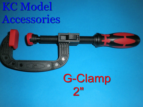 G-CLAMP Quick Release Adj Handle Good Quality Tough Nylon