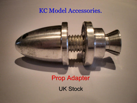 Prop Adapter 5mm EMP Compression Fit UK Stock.