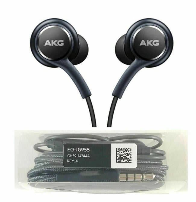 AKG Ear Earphones Buds For Replacement Samsung Galaxy S8 S9 S7 Note 8 AKG