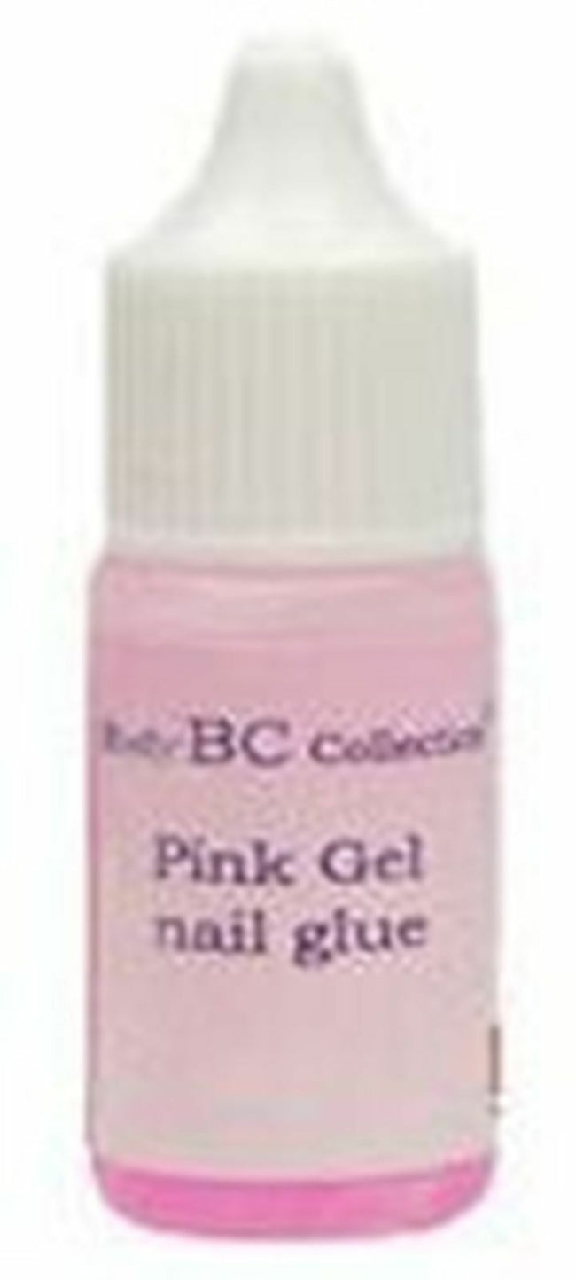 Nail Glue For False Nails Tip Pink & Art Strong Adhesive