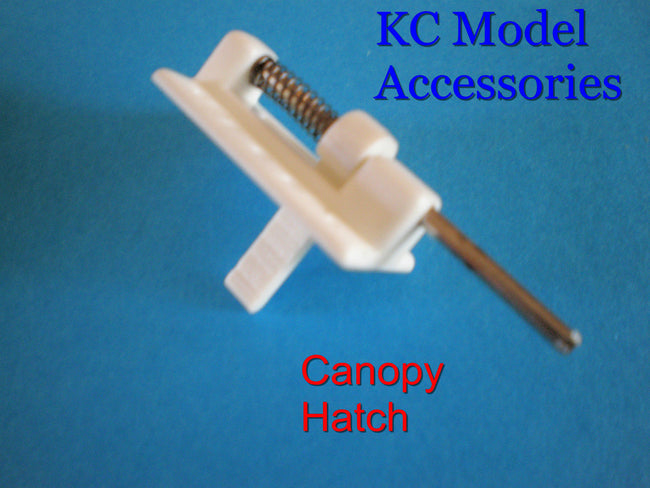 Canopy Hatch Lock Latch 26 mm Spring Loaded UK.