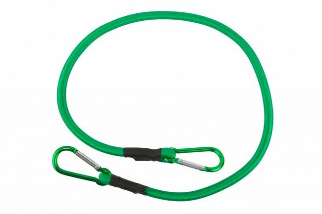 Bungee Straps Cords With Carabineer Hook Cord 90cm 1 Yard Long Heavy Duty