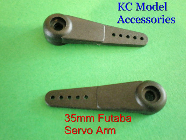 SERVO ARM FUTABA 35mm Heavy Duty Nylon