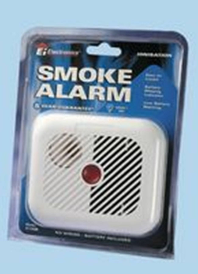 SMOKE ALARM Detector Loud Fire Alarm Battery Included 5 Year Guarantee